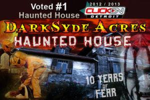 haunted house near 49250