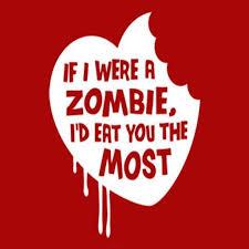 zombie bite
